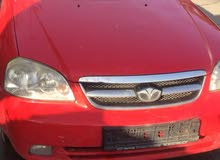 For sale 2004 Red Lacetti