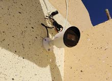 كاميرات مراقبه للبيع مع الdfd العدد 3 كاميرات