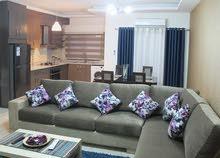 شقة مفروشة مميزة و جديدة للايجار - الجامعة الاردنية - ضاحية الرشيد