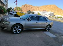 Audi A8 car is available for sale, the car is in Used condition