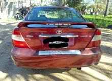 Maroon Toyota Camry 2004 for sale