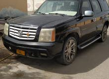 2002 Used Escalade with Automatic transmission is available for sale