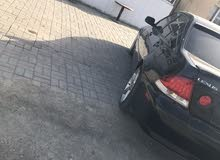Black Lexus IS 2001 for sale