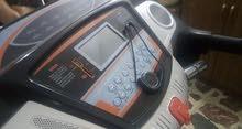 جهاز رياضي الماني المنشأ غير مستعمل  للبيع  ثلاثي كامل المواصفات حجم كبير