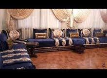 غرف معيشة و جلسات عربية  (خليجية _ مغربية)