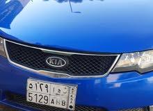Kia Cerato 2012 For sale - Blue color