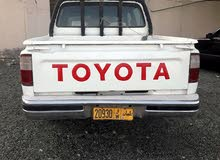 Gasoline Fuel/Power   Toyota Hilux 2001