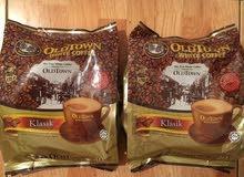 » القهوه الماليزيه المميزه أولد تاون كوفي الفاخره جربها الان
