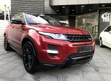 Automatic Land Rover Range Rover Evoque for sale