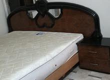 غرفة نوم كاملة بحالة جيدة