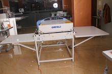 مكبس حراري نوع ORFALI