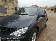 سيارة سانك يونك 2009 للبيع بحالة جيدة