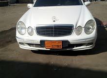 سيارة مرسيدس 2006 نظيفة