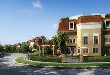 s villa للبيع في كمبوند سراي بالتقسيط في مدينه المستقبل