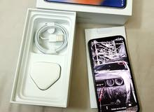 I sell iPhone X 256 GB only back class broke otherwise not problem