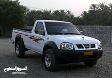 Gasoline Fuel/Power   Nissan Pickup 2015