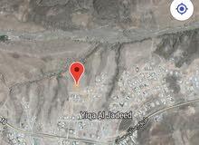 ارض للبيع في الرستاق وادي بني غافر يقاء