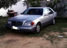 Silver Mercedes Benz S 320 1996 for sale