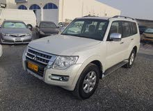 White Mitsubishi Pajero 2015 for sale