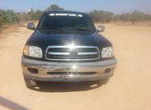 Black Toyota Tundra 2002 for sale