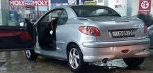 بيجو كشف 206cc موديل 2005