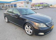 Lexus LS 460 car is available for sale, the car is in Used condition