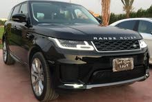 For rent a Land Rover Range Rover Sport 2021