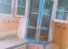 مطبخ المنيوم مع الرخام للبيع
