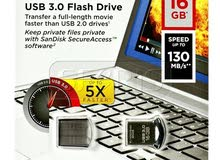 Flash Memory 16gb usb 3.0