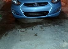 Hyundai Accent 2014 For sale - Blue color