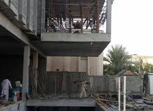 مقاول معماري بناء عظم وتشطيب