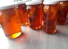 عسل طبيعي من مناحلنا