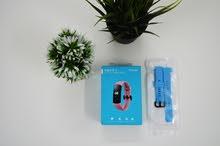 ساعة Honor من شركة هواوي مع سوار أزرق