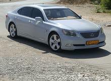 للبيع LS460 أو البدل مع لاند كروزر 2008