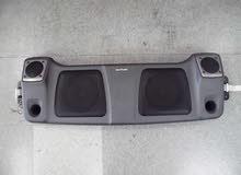 جهاز سماعات سيارة للتابلو الخلفي ياباني أصلي عدد 4 سماعات