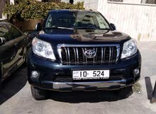 New Toyota Prado for sale in Amman