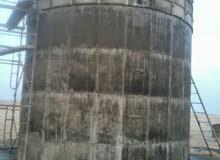 جميع انواع برك المياه لحفظ المياه ومقاولات المبانى فى المزارع