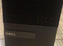 للبيع جهاز Dell مكتبي