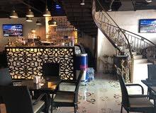 مطعم ومقهى للبيع
