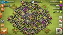 قرية كلاش اوف كلانس لفل 82 تاون 8 ماكس / Clash of clans level 82 town 8 max