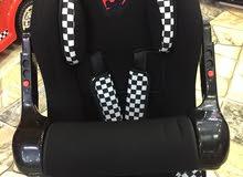 كرسي سياره للبيبي مع حاجز متحرك عده وضعيات نخب اول مكفول يوجد خدمه توصيل 0796316