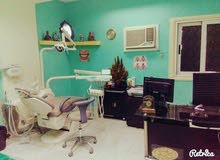 عيادة اسنان للايجار