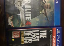 Sniper Elite 4 & The Last of Us PS4