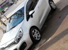 Kia Rio 2013 For sale - Silver color