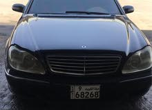 لبيع مرسيدس s320 موديل 2002