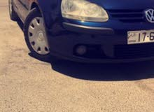 Automatic Blue Volkswagen 2007 for sale