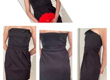 """both dresses size """"M,for more information text me here"""