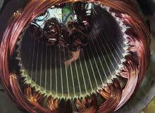 فني لف محركات كهربائية
