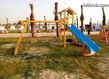 مجمعات العاب اطفال خشبية