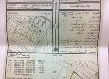 ارض للبيع محافظة البريمي